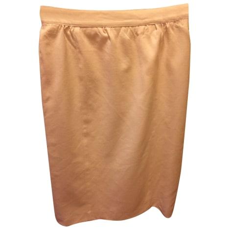 Midi Skirt ESCADA White, off-white, ecru