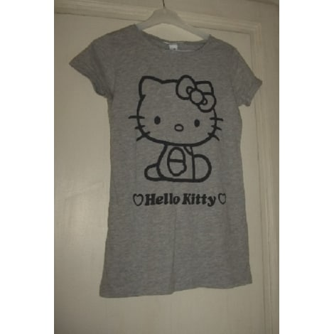 Top T Shirt Hello Kitty By Sanrio T Shirt Fille Ado Femme 12 Ans 11