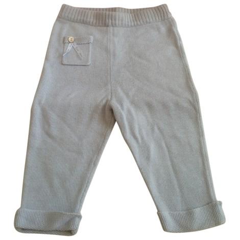 Pantalone BABY DIOR Grigio, antracite
