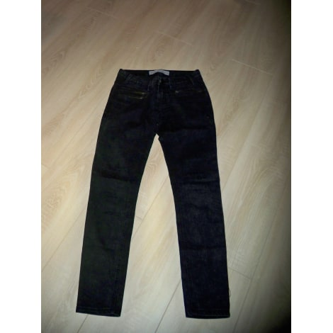 Jeans slim MIM Noir