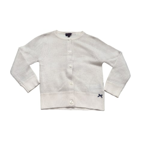 Gilet, cardigan PAUL SMITH JUNIOR Bianco, bianco sporco, ecru