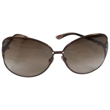 sonnenbrille tom ford braun vendu par cslgsf 3977679. Black Bedroom Furniture Sets. Home Design Ideas