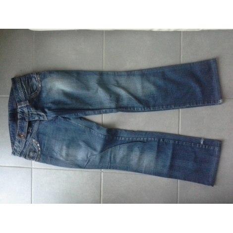 Jeans évasé, boot-cut KAPORAL Bleu, bleu marine, bleu turquoise
