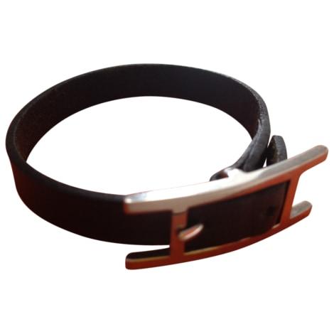 Bracelet HERMÈS hapi noir vendu par Rebert 2 - 4000043 67e5c085f43