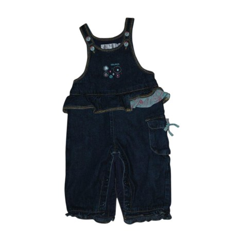 Overalls CLAYEUX Blue, navy, turquoise