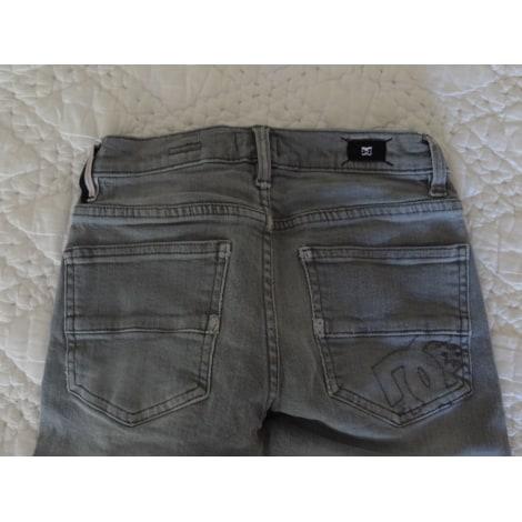 Pantalon DC SHOES Gris, anthracite