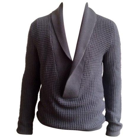 pull hugo boss 3 l gris vendu par made in germany485008 4108610. Black Bedroom Furniture Sets. Home Design Ideas