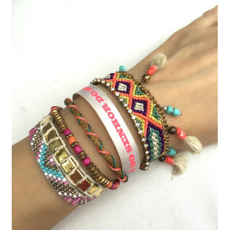 Bracelet HIPANEMA Multicouleur
