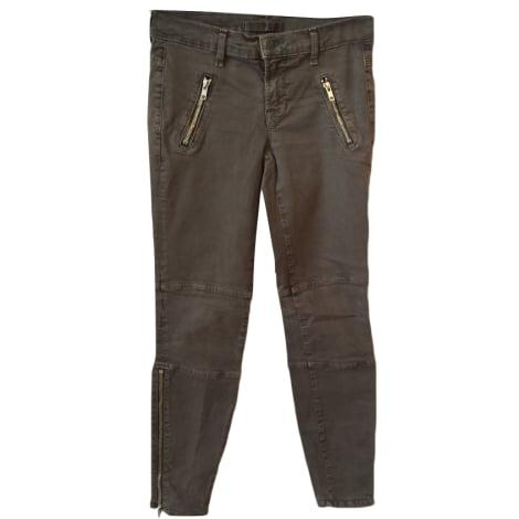 Jeans slim J BRAND Marron