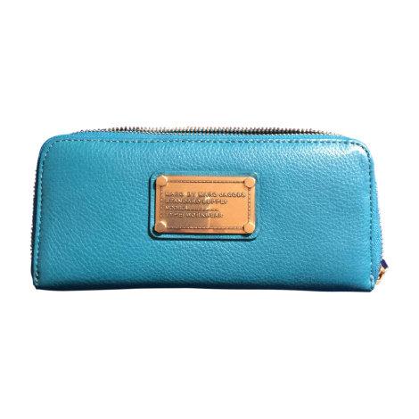 geldbeutel marc jacobs blau vendu par aurelienoah 4320976. Black Bedroom Furniture Sets. Home Design Ideas