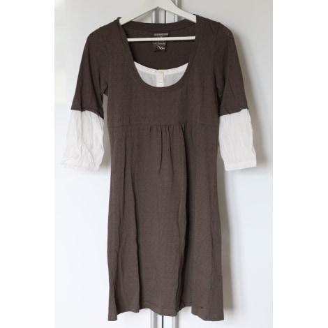 Robe courte BONOBO Marron