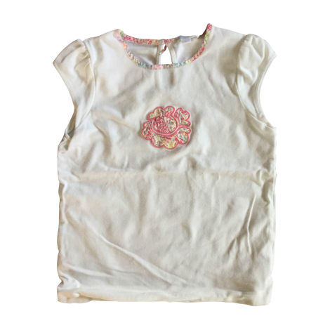 Top, T-shirt JACADI Bianco, bianco sporco, ecru