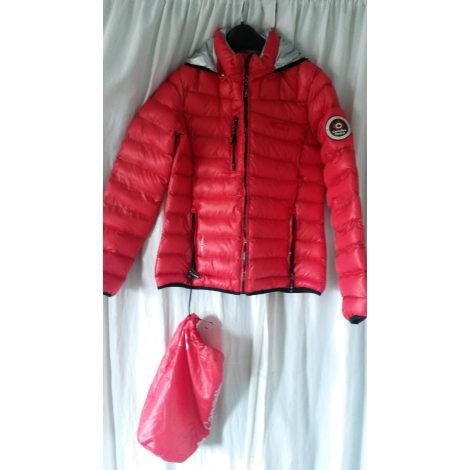 doudoune canadian peak 36 s t1 rouge vendu par lola. Black Bedroom Furniture Sets. Home Design Ideas