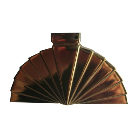 Broche KARL LAGERFELD Doré, bronze, cuivre