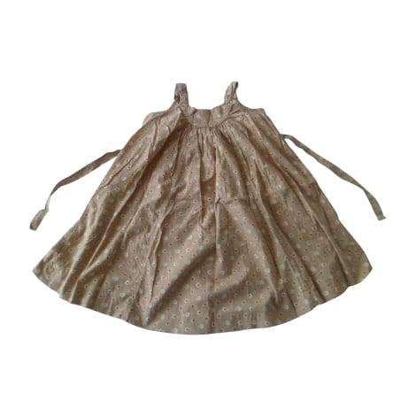 Robe BONPOINT Beige, camel