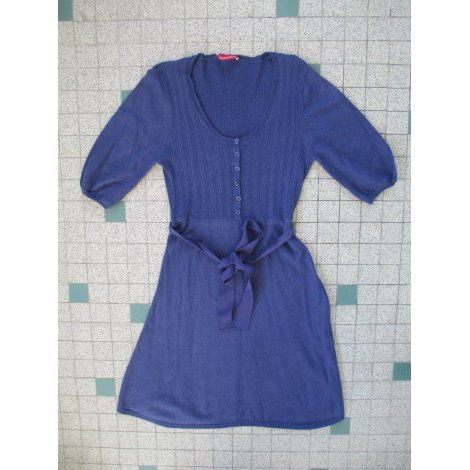 Robe pull ALAIN MANOUKIAN Violet, mauve, lavande