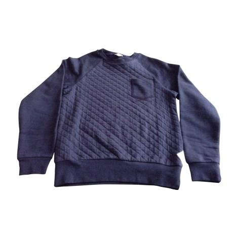 Felpa PAUL SMITH JUNIOR Blu, blu navy, turchese