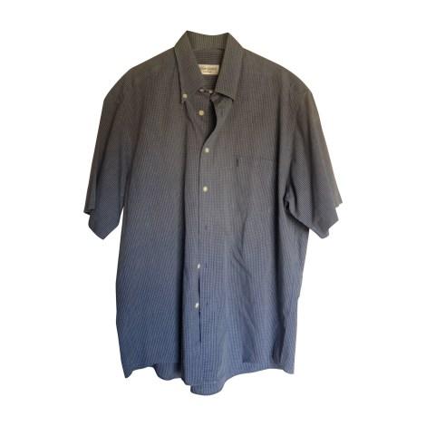 chemise yves saint laurent 41 42 l carreaux 4663957. Black Bedroom Furniture Sets. Home Design Ideas