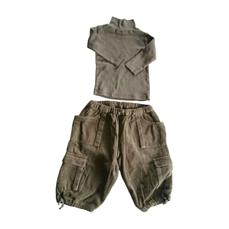 Ensemble & Combinaison pantalon BONTON Marron