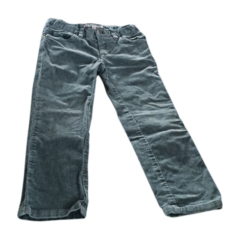 Pants BONPOINT Gray, charcoal