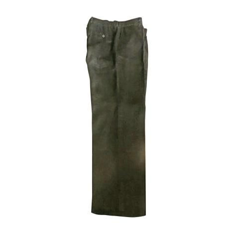 Pantalon droit HUGO BOSS Noir
