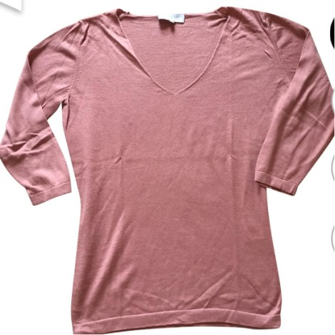 Top, tee-shirt PAUL & JOE Rose, fuschia, vieux rose