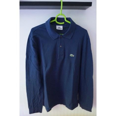 2cdecc4f01 Polo LACOSTE 1 (S) bleu très bon état vendu par YaJules - 4975830