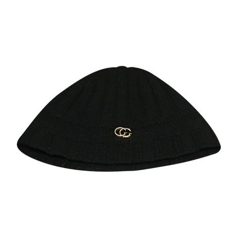 bonnet gucci taille unique noir vendu par hatim 6 5010198. Black Bedroom Furniture Sets. Home Design Ideas