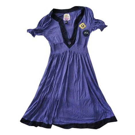Robe courte ONLY Violet, mauve, lavande