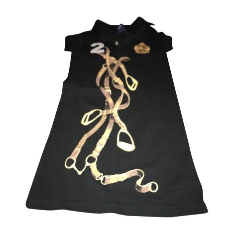 Robe RALPH LAUREN Noir