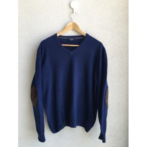 Pull HACKETT Bleu, bleu marine, bleu turquoise