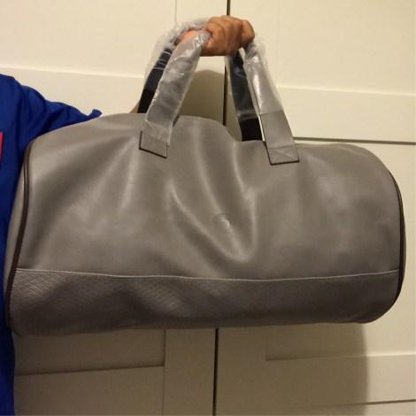 ea7a568336f2e Cabas AZZARO PARFUMS gris - 5181400