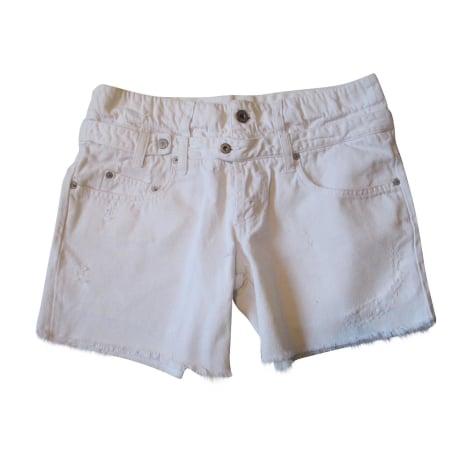 Shorts DOLCE & GABBANA White, off-white, ecru