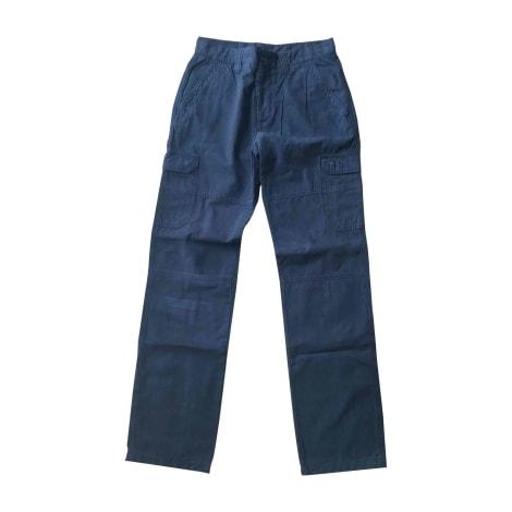 Pantalon droit FAÇONNABLE Noir