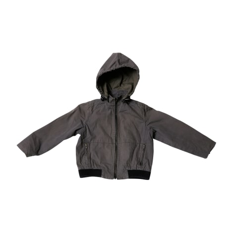 Zipped Jacket BONPOINT Khaki