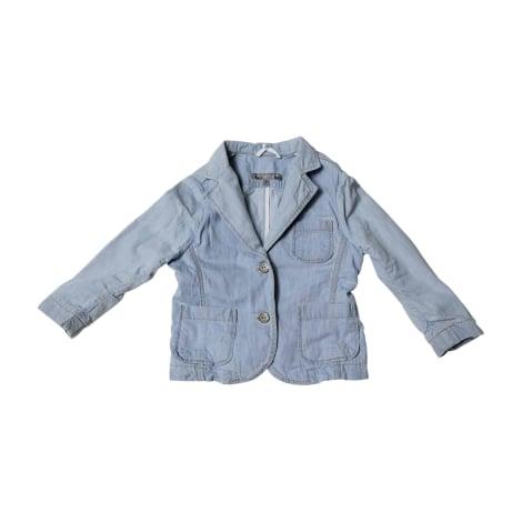 Jacket BONPOINT bleu clair
