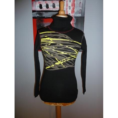 Top, tee-shirt DESIGUAL Noir