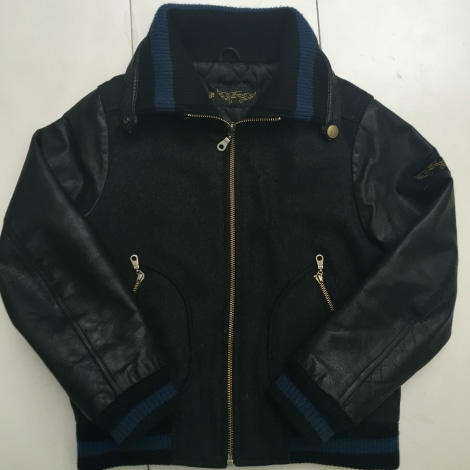 Blouson FINGER IN THE NOSE Gris, anthracite