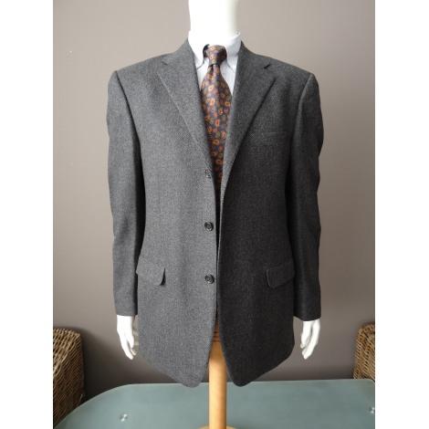 Jacket CORNELIANI Gray, charcoal