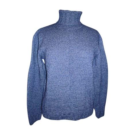 Pull THIERRY MUGLER Bleu, bleu marine, bleu turquoise