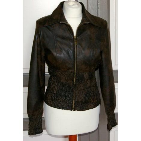 Blazer, veste tailleur PAUL BRIAL Marron