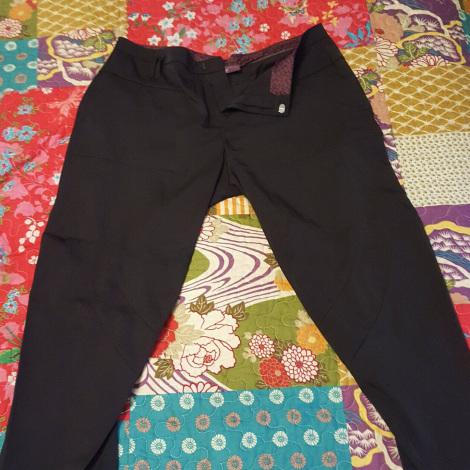 Pantalon carotte ONE STEP Noir