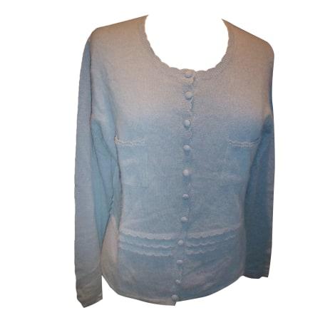 Gilet, cardigan GERARD DAREL Bleu, bleu marine, bleu turquoise