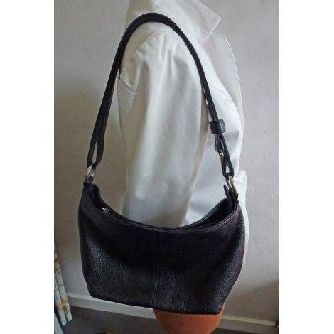 sac main en cuir borse in pelle noir 5965200. Black Bedroom Furniture Sets. Home Design Ideas