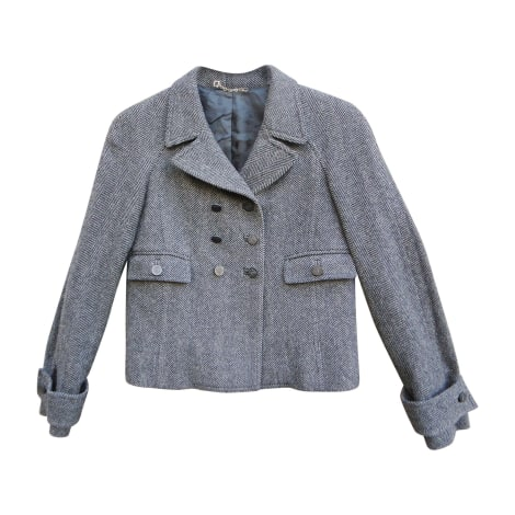 Jacket GUCCI Gray, charcoal