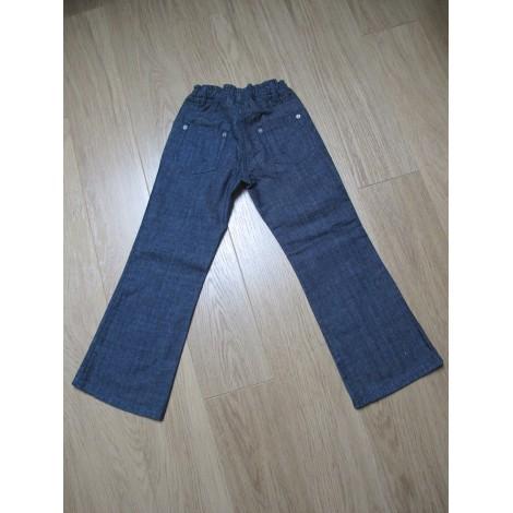Jeans évasé, boot-cut EDEN PARK Bleu, bleu marine, bleu turquoise