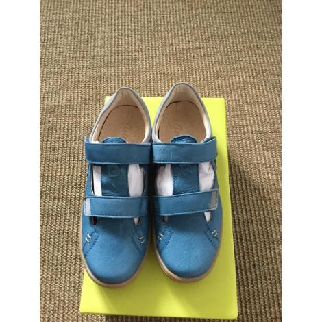 Ballerines ASTER Bleu, bleu marine, bleu turquoise