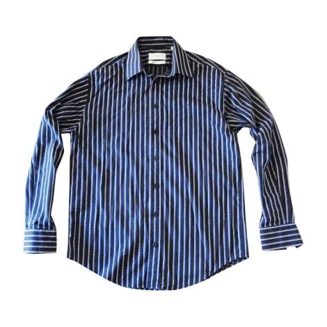 chemise yves saint laurent 39 40 m noir vendu par. Black Bedroom Furniture Sets. Home Design Ideas