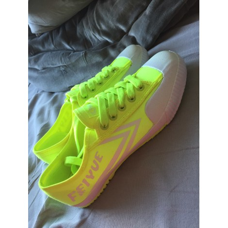 Sneakers FEIYUE Yellow