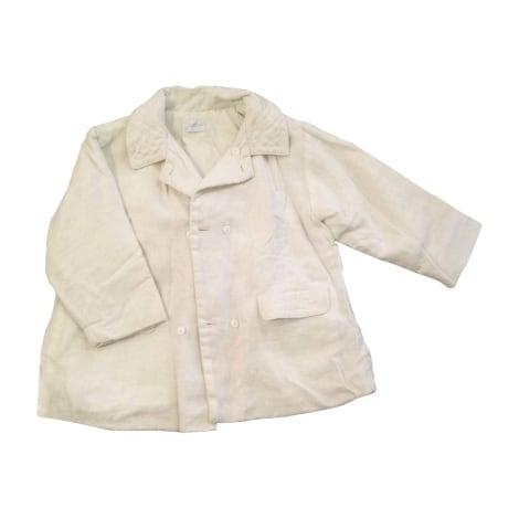 Jacket JACADI White, off-white, ecru